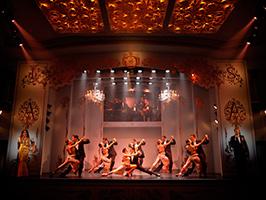Tango Show at Café de los Angelitos, Buenos Aires