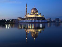 Putrajaya and Heritage Park, Kuala Lumpur