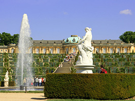 Palaces and Gardens of Potsdam Bike Tour, Berlin