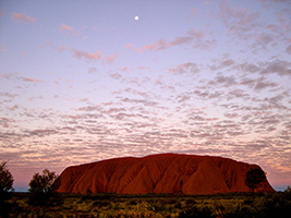 Evening Uluru Sunset Tour, Uluru-Ayers Rock - NT