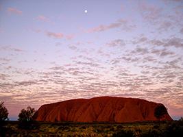 Evening Uluru Sunset Tour, Uluru-Ayers Rock - NT