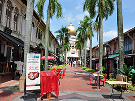 East coast and Changi tour, Singapore