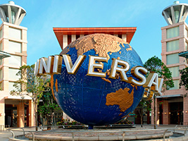 Universal Studios Singapore - One Day Pass with transport, Singapore