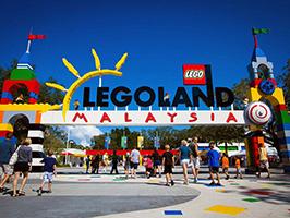 Legoland Malaysia, Singapore