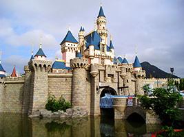 Hong Kong Disneyland with Transport, Hong Kong
