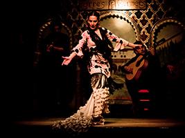 Entrada Tablao Flamenco Torres Bermejas