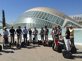 Tickets Millenium + Historical Valencia On Segway