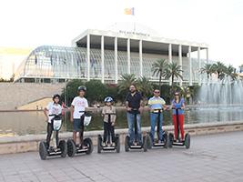 Tickets Valencia Millenium + Natura On Segway