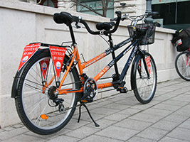 Bike Rental in Budapest, Budapest