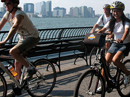 Bike Central Park Tour, New York Area - NY