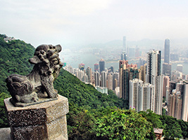 Full Day Deluxe Hong Kong Island Tour, Hong Kong