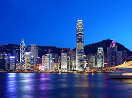 Hong Kong Highlights Evening Tour, Hong Kong