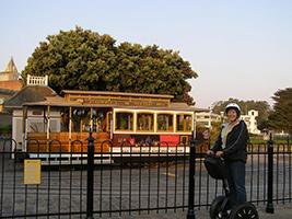 Segway Experience Tour, San Francisco Area - CA