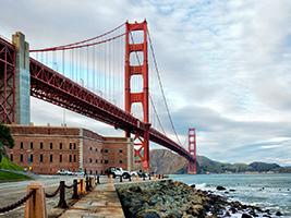 Electric Bike guided Tour, San Francisco Area - CA