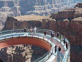 Grand Canyon West Rim Bus Tour In English Las Vegas Nv