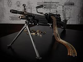 Machine Guns Vegas - Firearms Experience, Las Vegas - NV