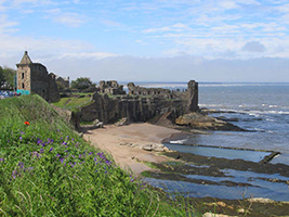 St. Andrews and the Fishing Villages of Fife (1 day tour), Edinburgh