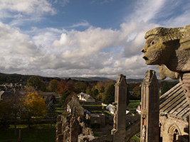 Rosslyn Chapel and the Scottish Borders (1 day tour), Edinburgh