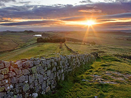 Hadrian's Wall & Scottish Borders (1 day tour), Edinburgh