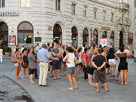 Vienna walking and bike tour, Vienna