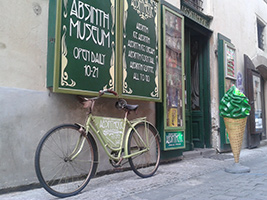 Bohemian Tastes and Neighbourhoods, Prague
