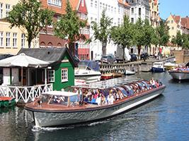 Copenhagen by Boat, Copenhagen