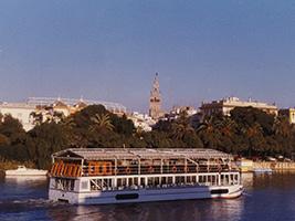 Ticket Crucero En El Río Guadalquivir Desde Torre Del Oro