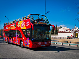 Ticket Citysightseeing Sevilla Hop On-Hop Off