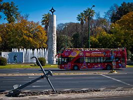 CitySightseeing Sevilla Hop On-Hop Off - Hoteles en Sevilla