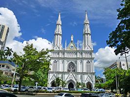 Panamanian Catholic rituals tour, Panama City