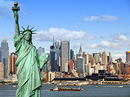 City Tour and Shopping Package Plus in Spanish, New York Area - NY