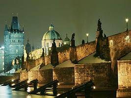 Ghost walking tour, Prague