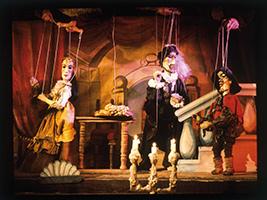 Don Giovanni Marionette, Prague