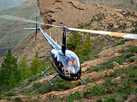 Tenerife helicopter tours, Tenerife