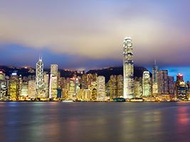 Evening Symphony of Lights Cruise, Hong Kong