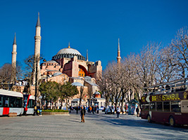 Special Discount Offer: Big Bus Istanbul Hop-on Hop-off Tour, Istanbul