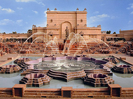 Half Day Swaminarayam Akshardham Temple, Delhi and NCR