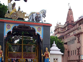 Full Day Temple of Mathura & Vrindavan (150 Kms), Delhi and NCR