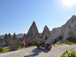 Sunset ATV Tour, Cappadocia