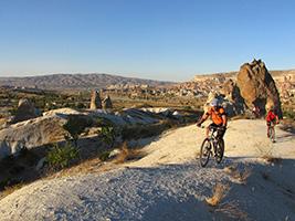Biking Tour in Cappadocia Valley, Cappadocia