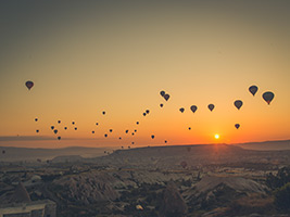Photo Safari, Cappadocia
