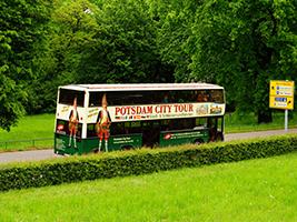 City Sightseeing Potsdam Hop-on Hop-off, Berlin