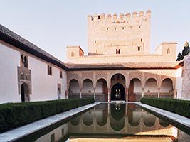 Entrada Recorrido Por Granada Con Audioguía, Entrada A La Alhambra Y Tren Turístico