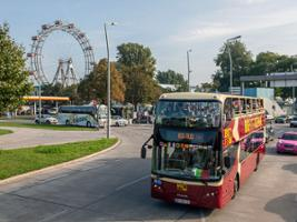 Special Discount Offer: Big Bus Vienna Sightseeing Tour - Hop On - Hop Off, Vienna