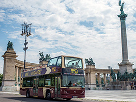 Special Discount Offer: Big Bus Budapest Hop-on Hop-off, Budapest