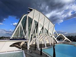 Museo de las Ciencias Príncipe Felipe - Hoteles en Valencia