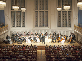 Timeless Tunes of Mozart and Strauss by the Vienna Residence Orchestra, Vienna