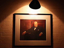 Churchill War Rooms and Westminster WWII Tour, London