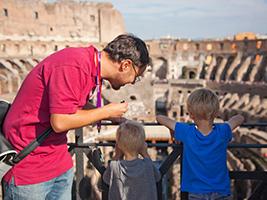 Colosseum Interactive Family Tour – Skip the Line, Rome
