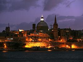 Malta under the stars, Malta